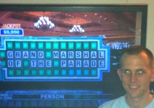 Jesse and Wheel of Fortune